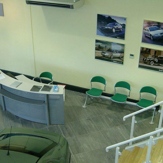 Sligo Car Showroom