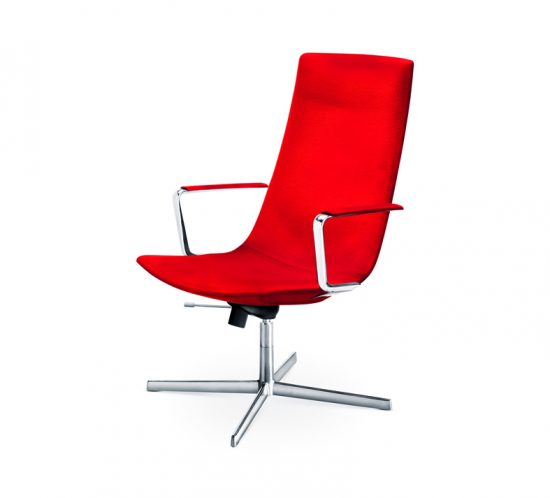 Catifa 60 office chairs by Arper