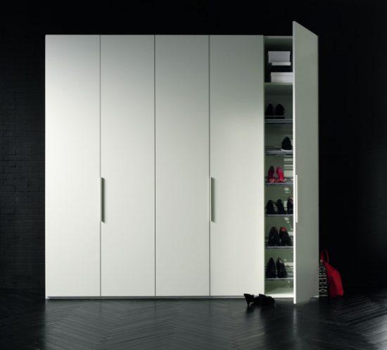 Base wardrobe systems by interlübke