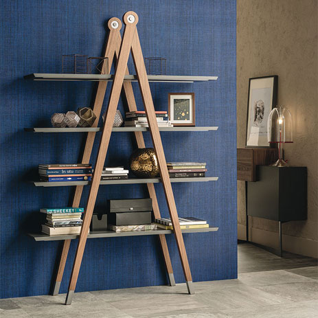 Giotto Bookcase - Cattelan Italia