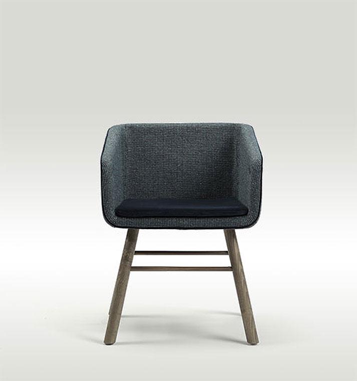 Collar Mao chair by Sancal