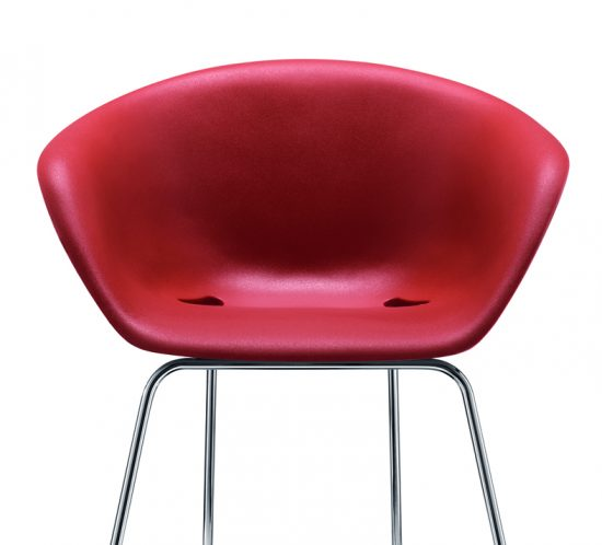 Duna chairs from Arper