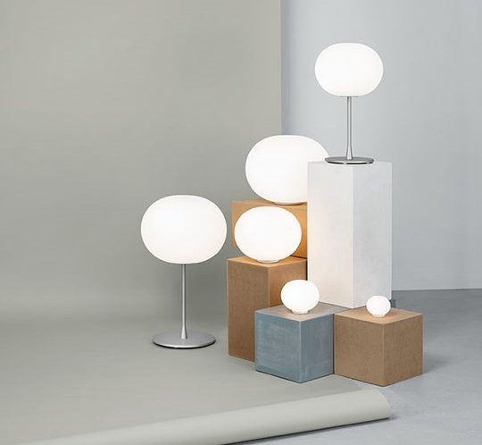 Flos Glo-Ball table lights