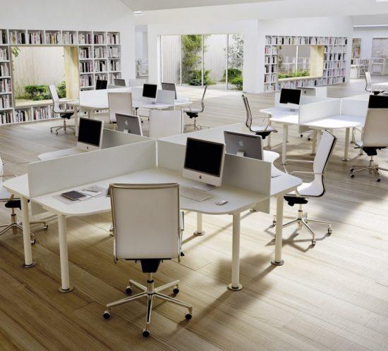 Framework operative furniture system – Fantoni