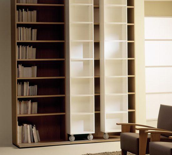 Literatura Classic bookcases