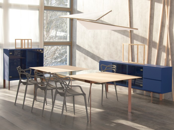 Muurame furniture for dining rooms