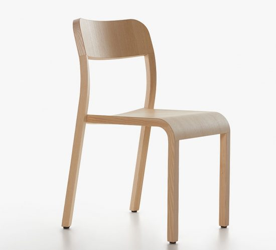 Blocco chair by Plank