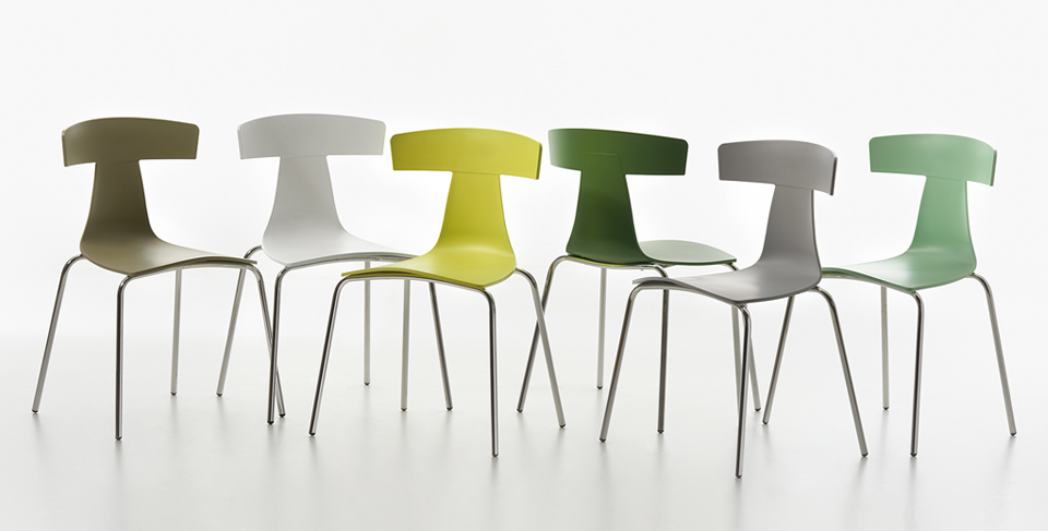 Remo chair by Plank