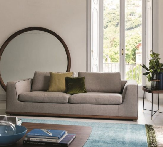 Porada Kirk 245 Sofa