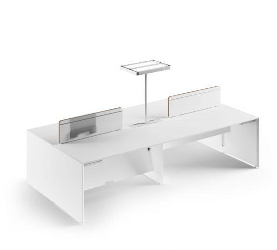Quaranta5 operative office furniture - Fantoni