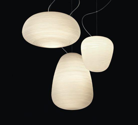 Rituals suspension lighting