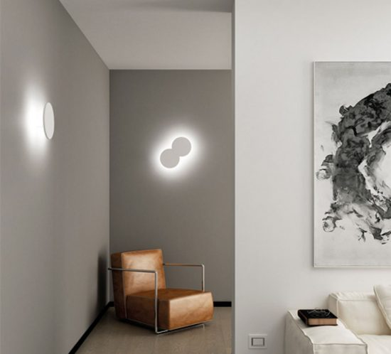 Rotaliana Collide wall light