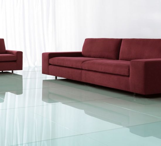 The Air sofa by Sancal