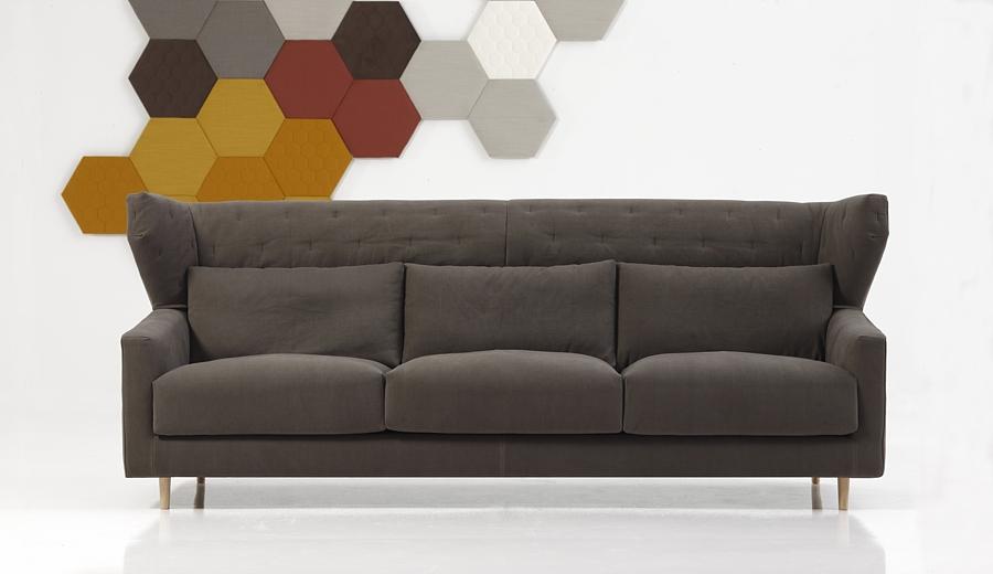 Folk sofa by Sancal