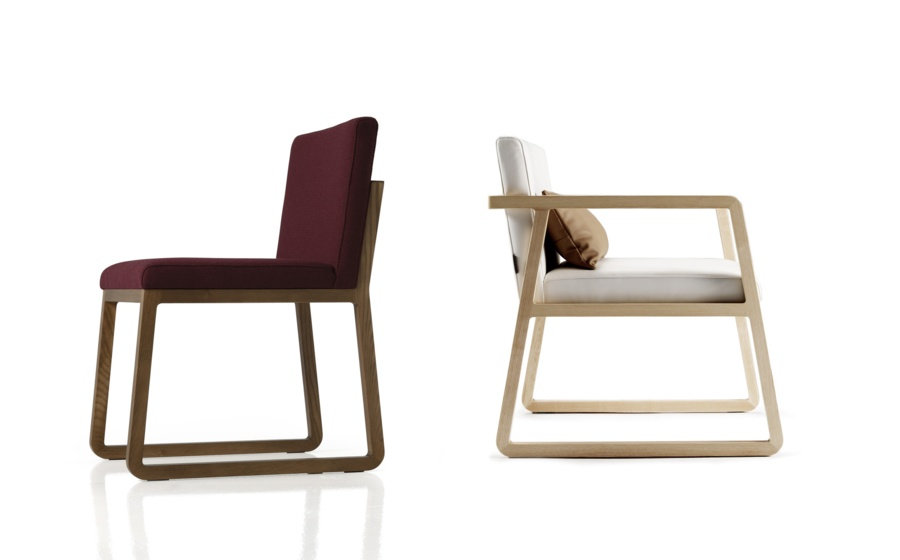Midori chairs by Sancal