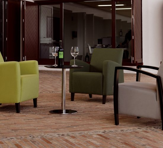 Nomada chair by Sancal