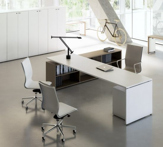 Systema 28 operative office furniture – Fantoni