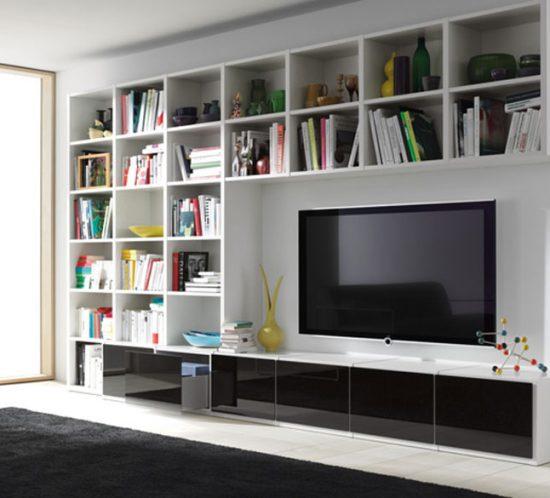 Studimo shelving & storage systems by interlubke