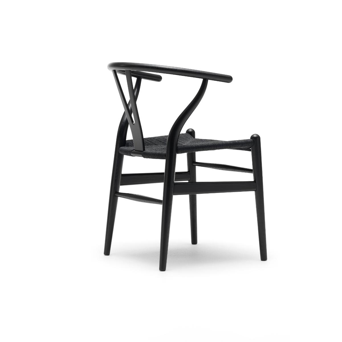 Carl Hansen & Søn Wishbone chair, colour black