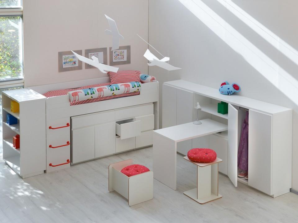 Muurame Jungmanni loft bed for kids