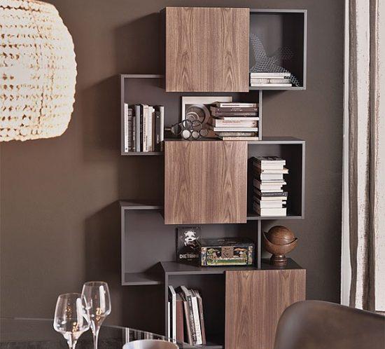 Cattelan Italia Piquant bookshelf