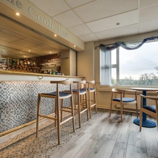 Golf Club lounge bar area